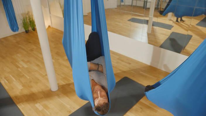 Nés pour bouger - Fly yoga