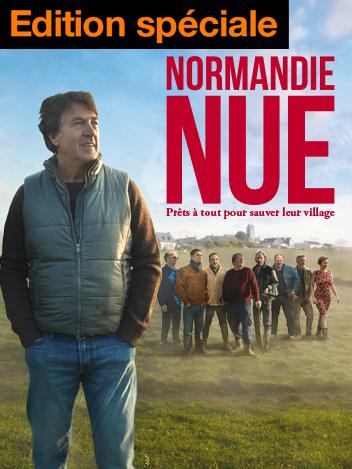 Normandie nue - édition spéciale
