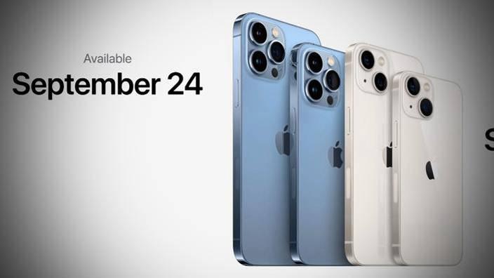 Nouveaux iPhone 13 : quelles nouveautés ?