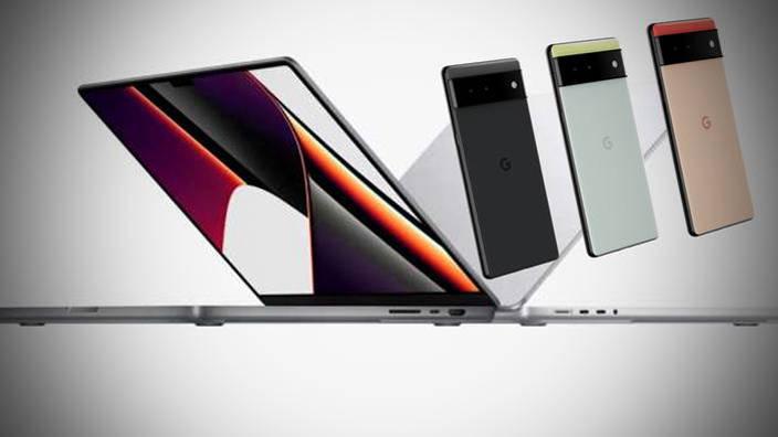 Nouveaux MacBook, Pixel 6...l'actu de la semaine