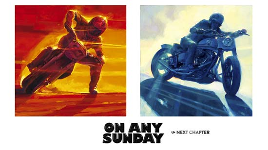 On any Sunday the next chapter
