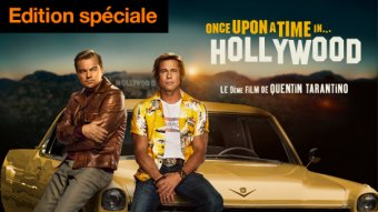 Once upon a time in Hollywood - édition spéciale