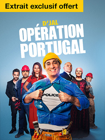 Opération Portugal - extrait exclusif offert