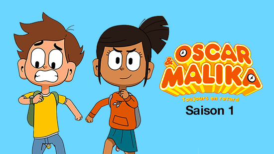 Oscar et Malika : toujours en retard - S01