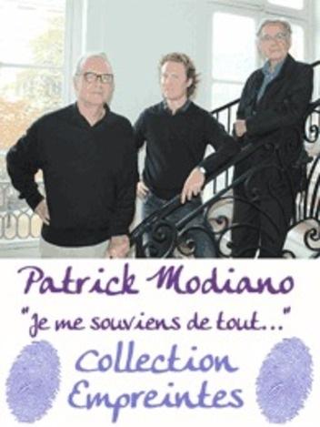 Patrick Modiano - Collection Empreintes
