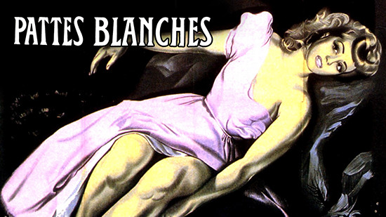Pattes blanches