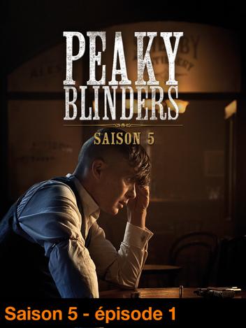 Peaky Blinders - S05