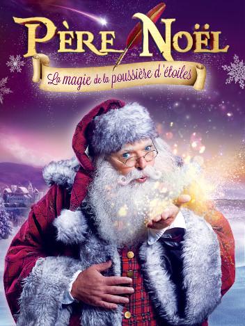 Père Noël : la magie de la poussière d'étoiles
