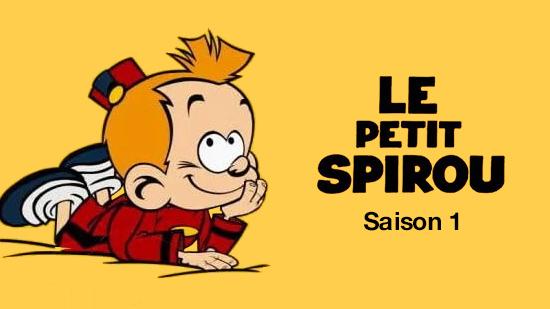 Petit Spirou - S01