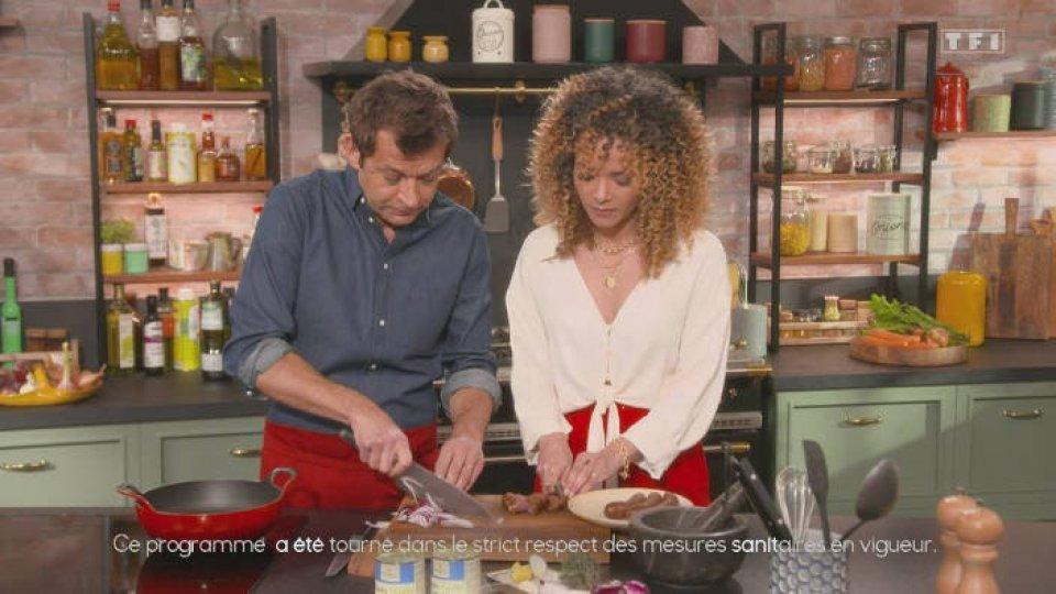 Petits plats en équilibre - Rougail saucisse (du