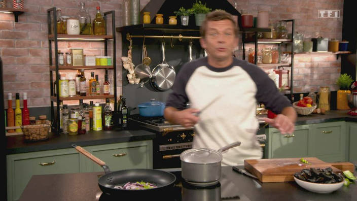 Petits plats en équilibre - soupe de maïs aux