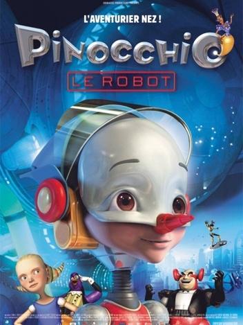 Pinocchio le robot