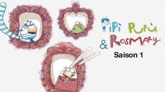 Pipi, Pupu et Rosemarie - S01