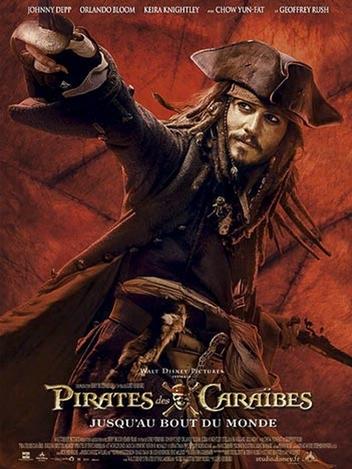 Pirates des Caraïbes : jusqu'au bout du monde