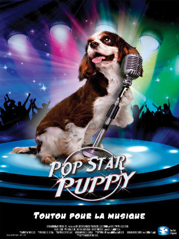 Pop Star Puppy : toutou pour la musique