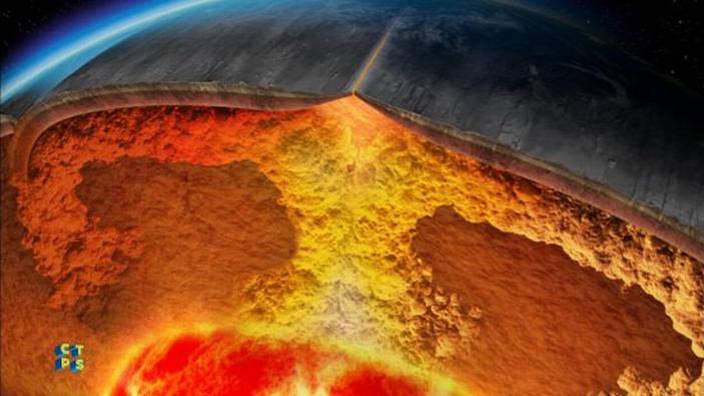 Pourquoi la terre tremble ?