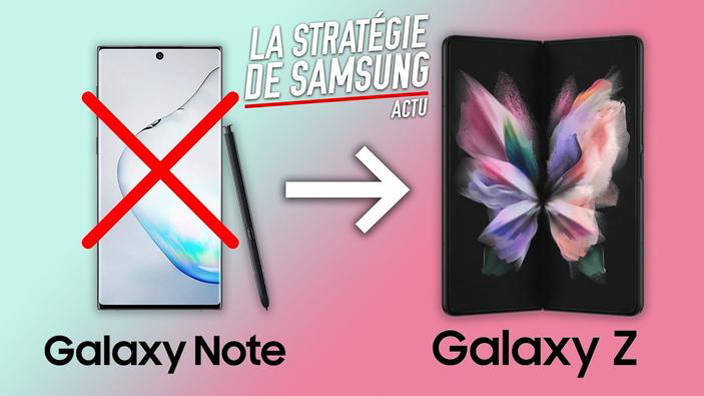 Pourquoi Samsung fait une erreur en supprimant