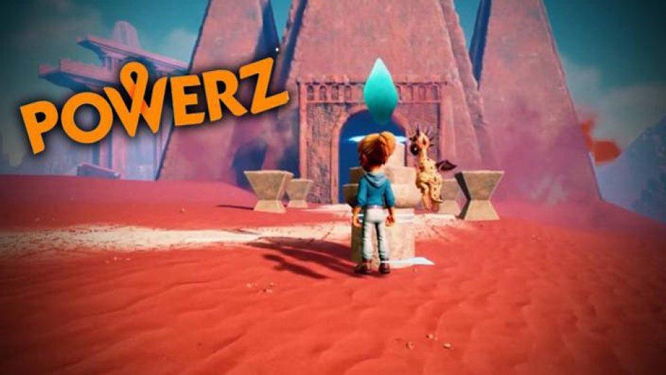 Powerz : le jeu vidéo qui rend intelligent