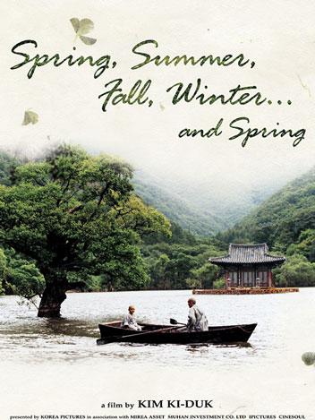 Printemps, été, automne, hiver ...et printemps