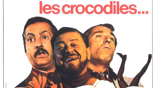 Qu'est-ce qui fait courir les crocodiles ?