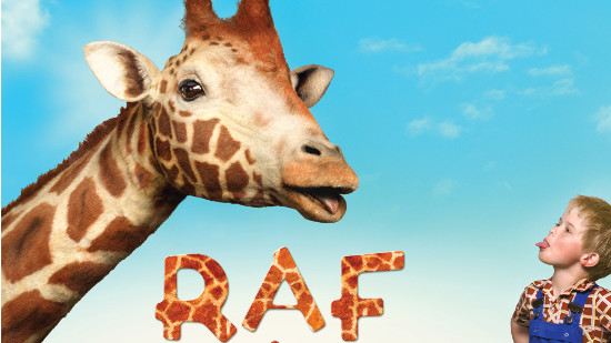 Raf ma girafe