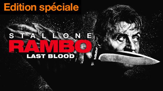Rambo - Last Blood - édition spéciale