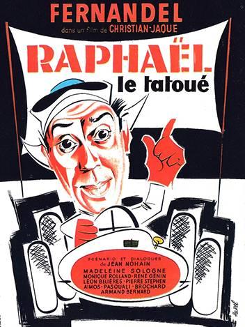 Raphaël le tatoué