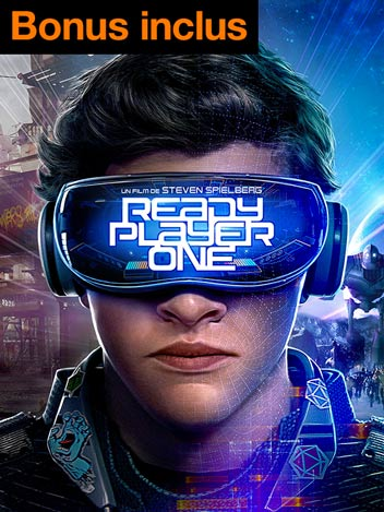 Ready Player One - édition speciale