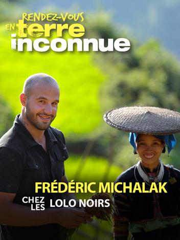 Rendez-vous en terre inconnue - Frédéric Michalak