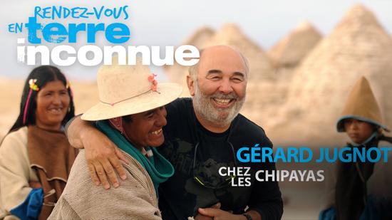 Rendez-vous en terre inconnue - Gérard Jugnot