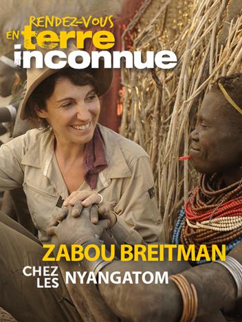 Rendez-vous en terre inconnue - Zabou Breitman
