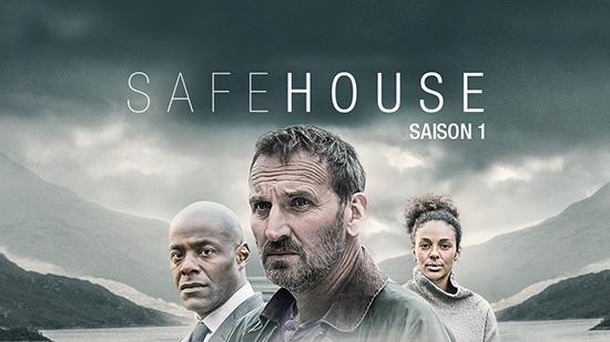 Safe House - Protection de témoins - S01