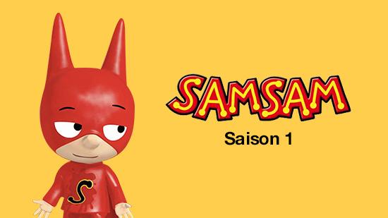 Samsam - S01