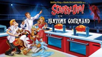 Scooby-doo et le fantôme gourmand