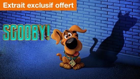 Scooby ! - extrait exclusif offert