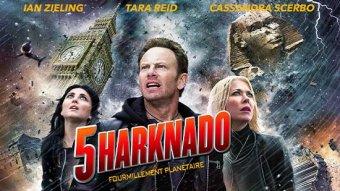 Sharknado 5 : Fourmillement Planétaire