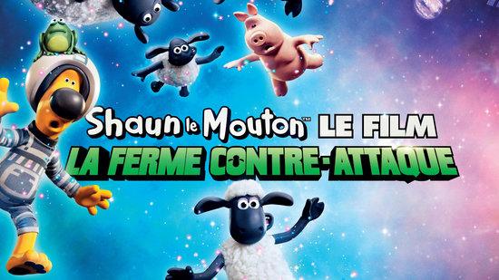 Shaun le mouton le film : la ferme contre-attaque