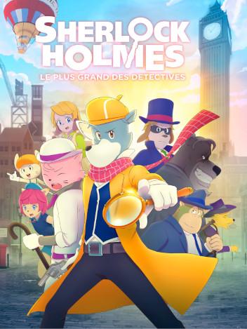 Sherlock Holmes le plus grand des détectives