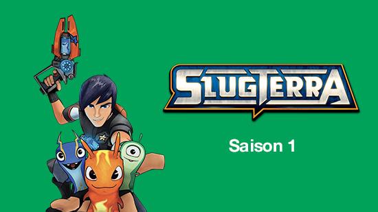 Slugterra - S01