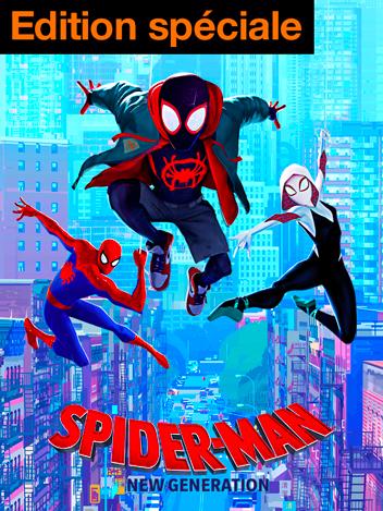 Spider-Man : New Generation - édition spéciale