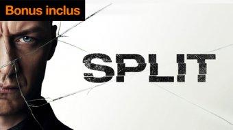 Split - édition spéciale
