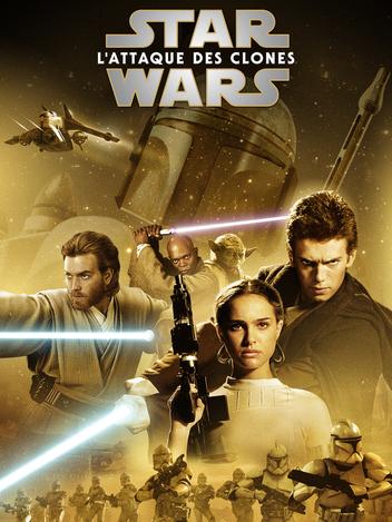 Star Wars : L'attaque des clones