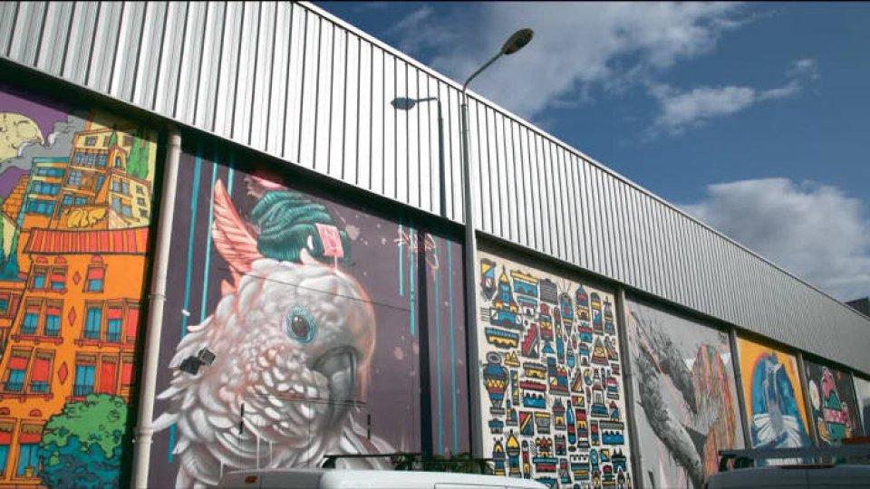 Street art Lyonnais, regards croisés