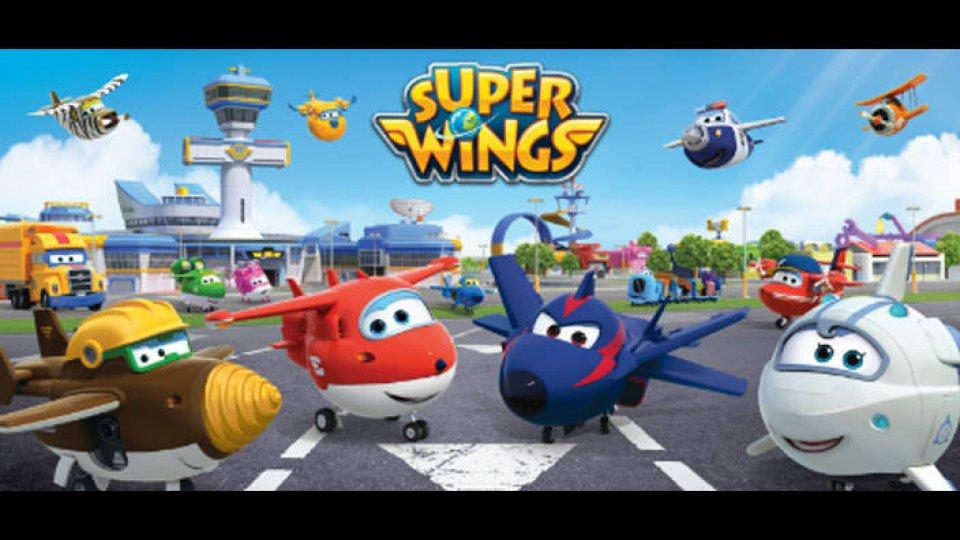 Super Wings - 423. Le héros masqué