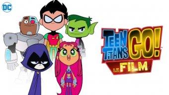 Teen titans go ! Le film