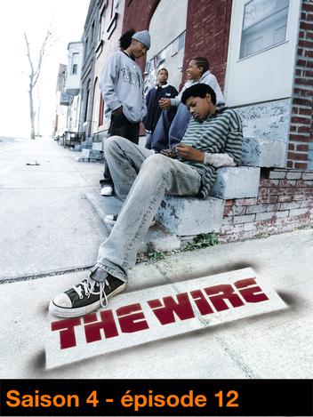 The Wire : Sur écoute - S04