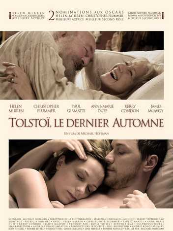 Tolstoï, le dernier automne