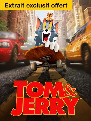 Tom et Jerry - extrait exclusif offert
