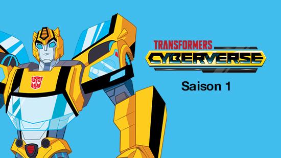 Transformers: Cyberverse - S01