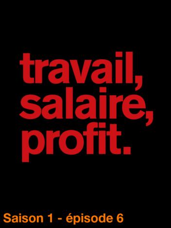 Travail, salaire, profit